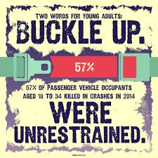 national click it or ticket enforcement 23rd 5th 2016