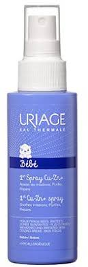 <b>Uriage</b> 1st <b>CU</b>-<b>ZN+ Spray Anti</b>-<b>irritation</b>