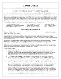 business analyst resume samples experience resumes business analyst resume samples