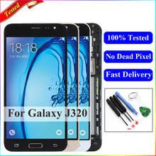 Online Shop <b>j320f lcd For Samsung</b> Galaxy J3 2016 LCD J320 ...