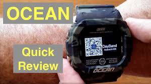 <b>LOKMAT OCEAN</b> IP68 Waterproof Blood Pressure Ruggedized ...
