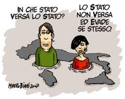 Stato evasore