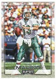 Football NFL 2016 Playoff #191 Dan Marino Dolphins ... - Amazon.com