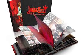 <b>Judas Priest</b> to Celebrate '50 Heavy Metal Years' in 648 Page Book