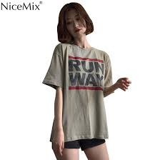 <b>NiceMix</b> 2019 Summer Women Fasion T Shirt <b>Korean Style</b> Women ...