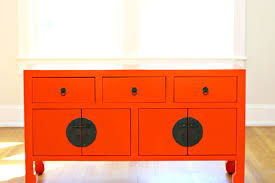 american made chinese style furniture design of double happiness screen sideboard by red egg asian style furniture