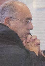 """Camden Bishop Joseph Galante speaks of """"the pain, the suffering"""" of those who were abused by priests: """"In the name of the church, they deserve an apology. - 2005_10_16_McCoy_CamdenDiocese_ph_Galante"""