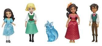 <b>Набор маленьких кукол</b> Hasbro Disney Елена - принцесса ...