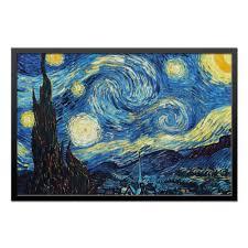 <b>Холст 50</b>×<b>75</b> Звездная ночь #408219 от 100pari
