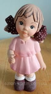 """Бисквит, фарфор. <b>Статуэтка</b> """"<b>Девочка в розовом</b> платье"""", цена ..."""