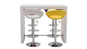 bonbon bar table 2 barstools sterling furniture bonbon furniture