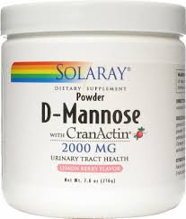 Solaray D-Mannose with CranActin® Lemon Berry ... - Food 4 Less
