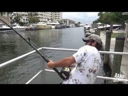 Insane Street Fishing - 350lb Ramp Monster - YouTube