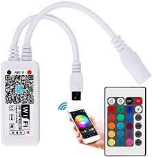 Amazon.com: <b>5M</b>/<b>10M</b>/<b>15M</b> Led Strip Lights WiFi Waterproof Led ...