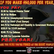 how much of your taxes go to food stamps and how much goes to how much of your taxes go to food stamps and how much goes to corporate subsidies