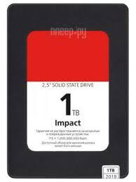 <b>Жесткий диск SmartBuy Impact</b> 1Tb SBSSD-001TT-PH12-25S3