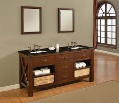 arts crafts bathroom vanity: furniture style bathroom vanities beautiful furniture style