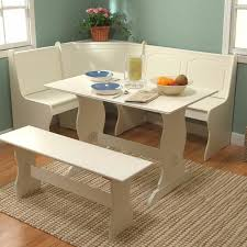 white corner dining set breakfast nook bench table kitchen dinette dining table corner bench pictures breakfast nook table