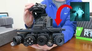 Modern Warfare Dark Edition Unboxing (Night Vision Goggles ...