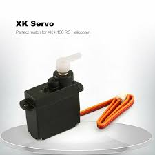 t power original xk k130 tail motor rc helicopter parts coreless 4 01 k130 0019 001 accessories