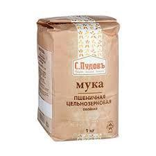 <b>Мука С.Пудовъ цельнозерновая</b> пшеничная - «<b>Цельнозерновая</b> ...
