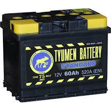 """Аккумулятор легковой """"<b>ТАЗ</b>"""" <b>STANDART 60Ач</b> п/п — купить в ..."""