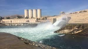 Resultado de imagem para pictures of the Mosul Dam