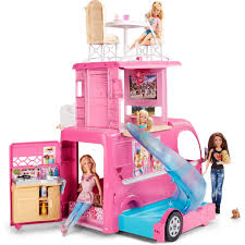 dreamhouse barbie doll house furniture sets