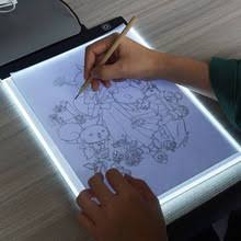 Adjusting A4 Size <b>Painting Board</b> Picture Copy Table USB Plug <b>LED</b> ...