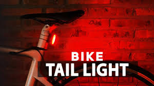 Top 5 <b>Bike Tail Lights</b> | Rear Bike Lights 2019 - YouTube