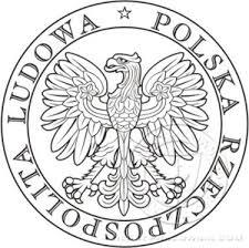 Znalezione obrazy dla zapytania polski orzeł w PRL
