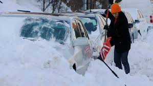 <b>Brutal</b> cold spell grips US east coast after 'bomb cyclone' hits, death ...