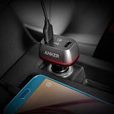 <b>Зарядное устройство автомобильное Anker</b> PowerDrive+ 2 Offline ...