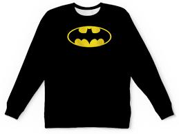 "Детский <b>свитшот</b> унисекс ""<b>Бэтмен</b> / Batman"" #2315157 от ..."