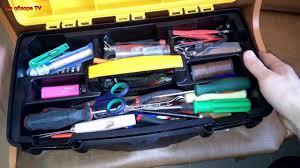 <b>Ящик для инструмента</b> ТИТАН 18   Что в чемоданчике? - YouTube