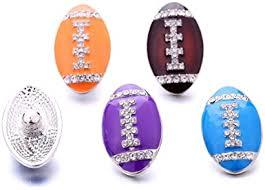 Lovglisten New 5pcs Snap Jewelry Charms 18mm ... - Amazon.com