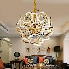 KINLAMS <b>Post Modern Led</b> Pendant Light <b>Led Ceiling</b> Lamp ...