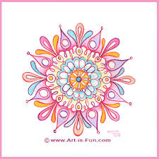 How to Draw a <b>Mandala</b>: Learn How to Draw <b>Mandalas</b> for Spiritual ...