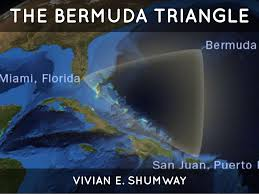 triangle speech outline bermuda triangle speech outline