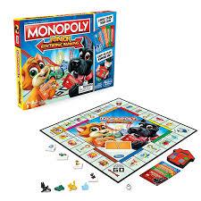 Купить <b>Hasbro Монополия джуниор</b> colorful в Москве: цена ...