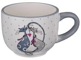 <b>Бульонница</b> 530 мл Cat's love <b>Lefard</b> (230-044) купить в Санкт ...