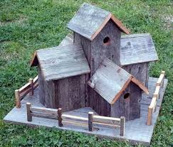 Beautiful Pallet Bird House Ideas   Pallets Designsrustic birdhouse plans