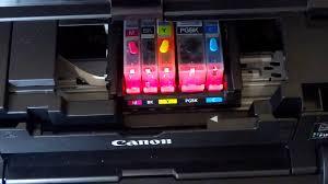 Как снять <b>головку принтера</b> и промыть её. - YouTube