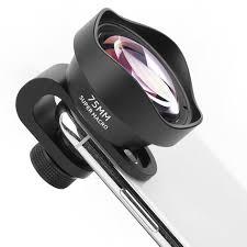 Pholes <b>75mm</b> Мобильный макрообъектив телефона Камера ...