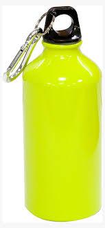 <b>Фляга</b> алюминиевая Cups желтая, <b>500 мл</b> - купить по цене 205 ...