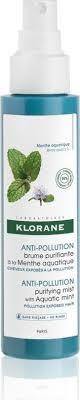 <b>Дымка</b>-спрей для <b>волос</b> Klorane Mint, с экстрактом водной мяты ...