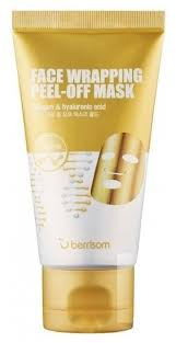 Berrisom <b>Face</b> Wrapping Peel Off Pack Gold <b>маска</b>-<b>пленка</b> ...