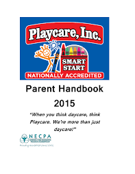 parent policy edmond ok high flyers child care llc