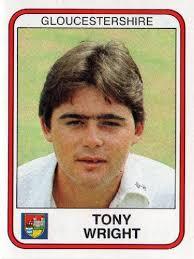 """GLOUCESTERSHIRE - Tony Wright #259 PANINI """"World of Cricket 83"""" 1983 Cricket Sticker - gloucestershire-tony-wright-259-panini-world-of-cricket-83-1983-cricket-sticker-27864-p"""