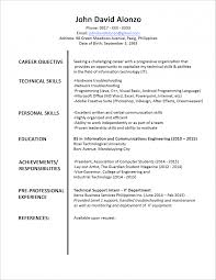 resume examples jobs resume samples for objective relevant view all images in cv format job resume template word resume professional resume sample doc resume